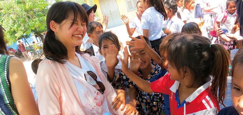 「カンボジアを知ろう!」