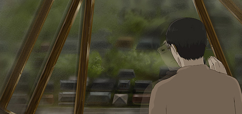 やさしい雨-