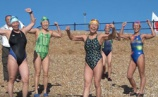 Dover channel swimming ~The challenge of Orihimes(Vegas)~