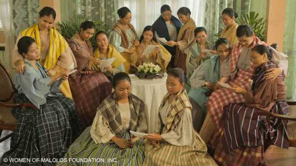 The Women of Malolos